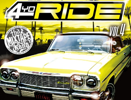 DJ DEEQUITE / 4YO RIDE Vol.4