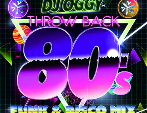 AV8 Throwback 80's -Funk & Disco Mix